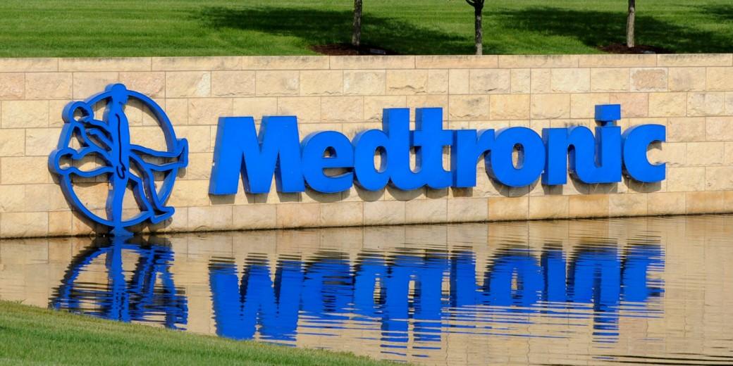 Earns Medtronic