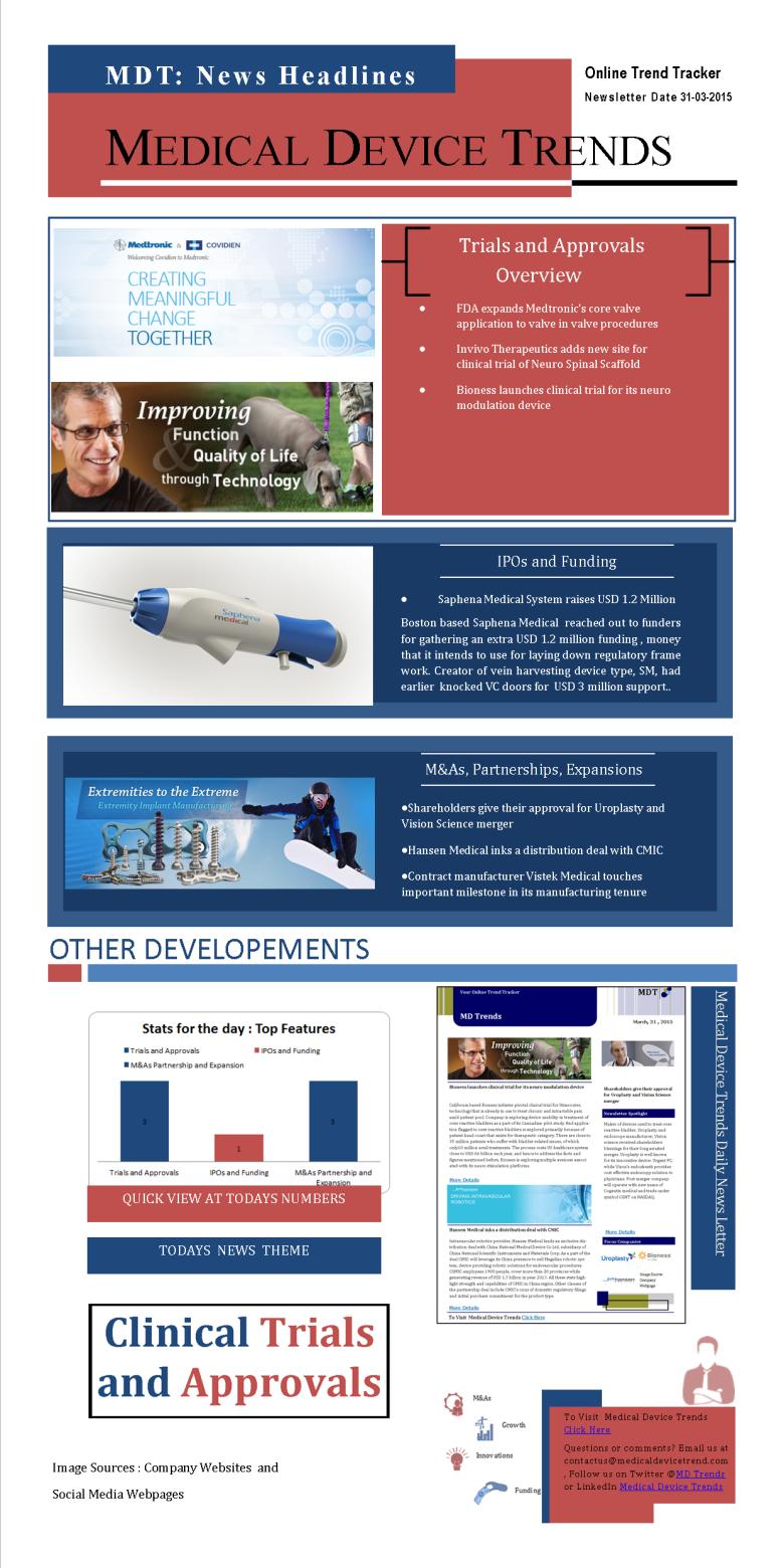 MDT News Releases 31032015