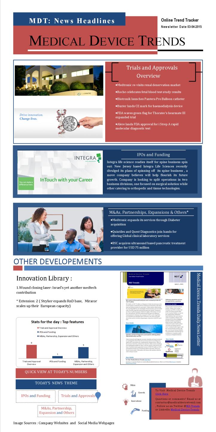 MDT News Releases 3
