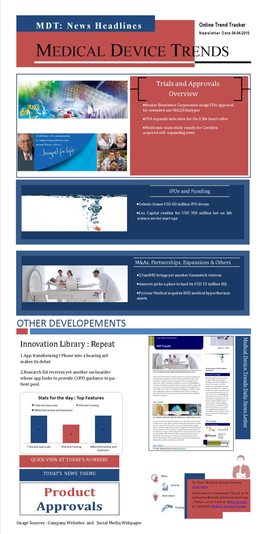 MDT News Releases 4